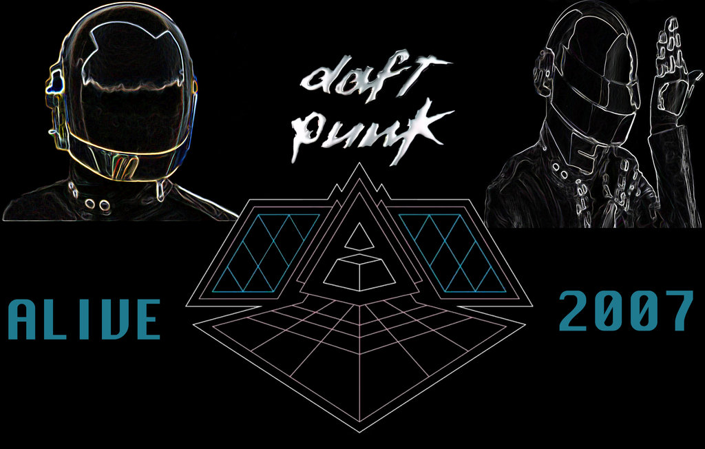 Daft Punk Alive Wallpaper By Carnac Simple Daft Punk Alive Wallpaper 1024x652