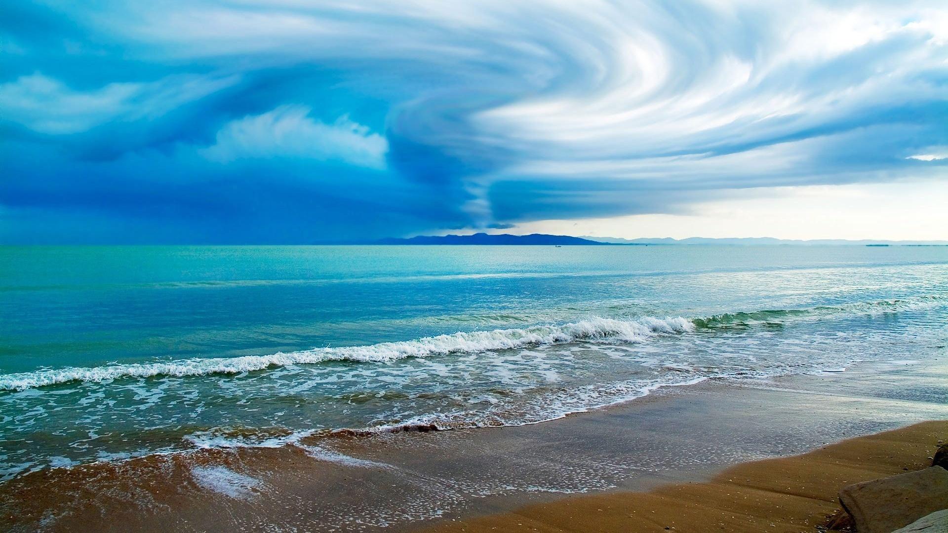 Wallpaper beach wave water Desktop HD Desktop Wallpapers 1920x1080