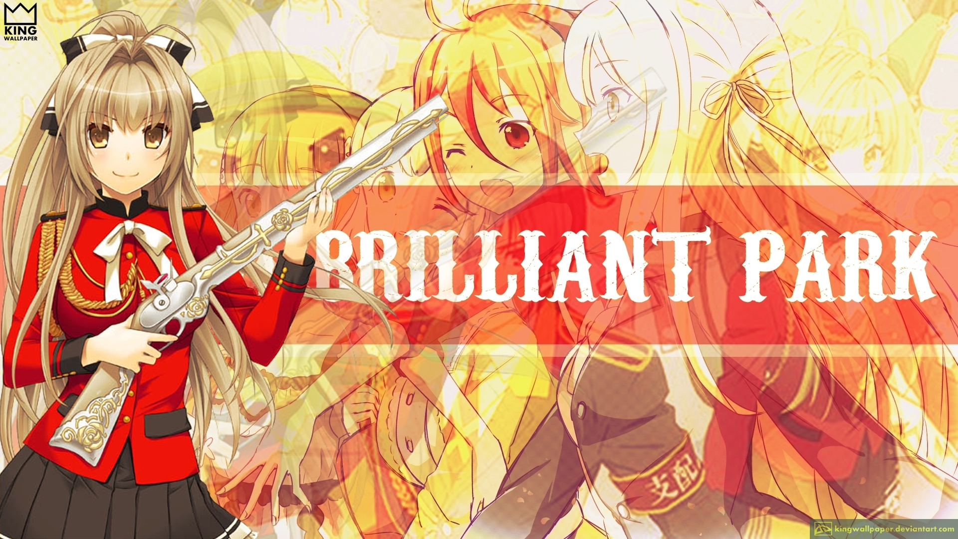 Amagi Brilliant Park Wallpaper   kingwallpaper by Kingwallpaper 1920x1080