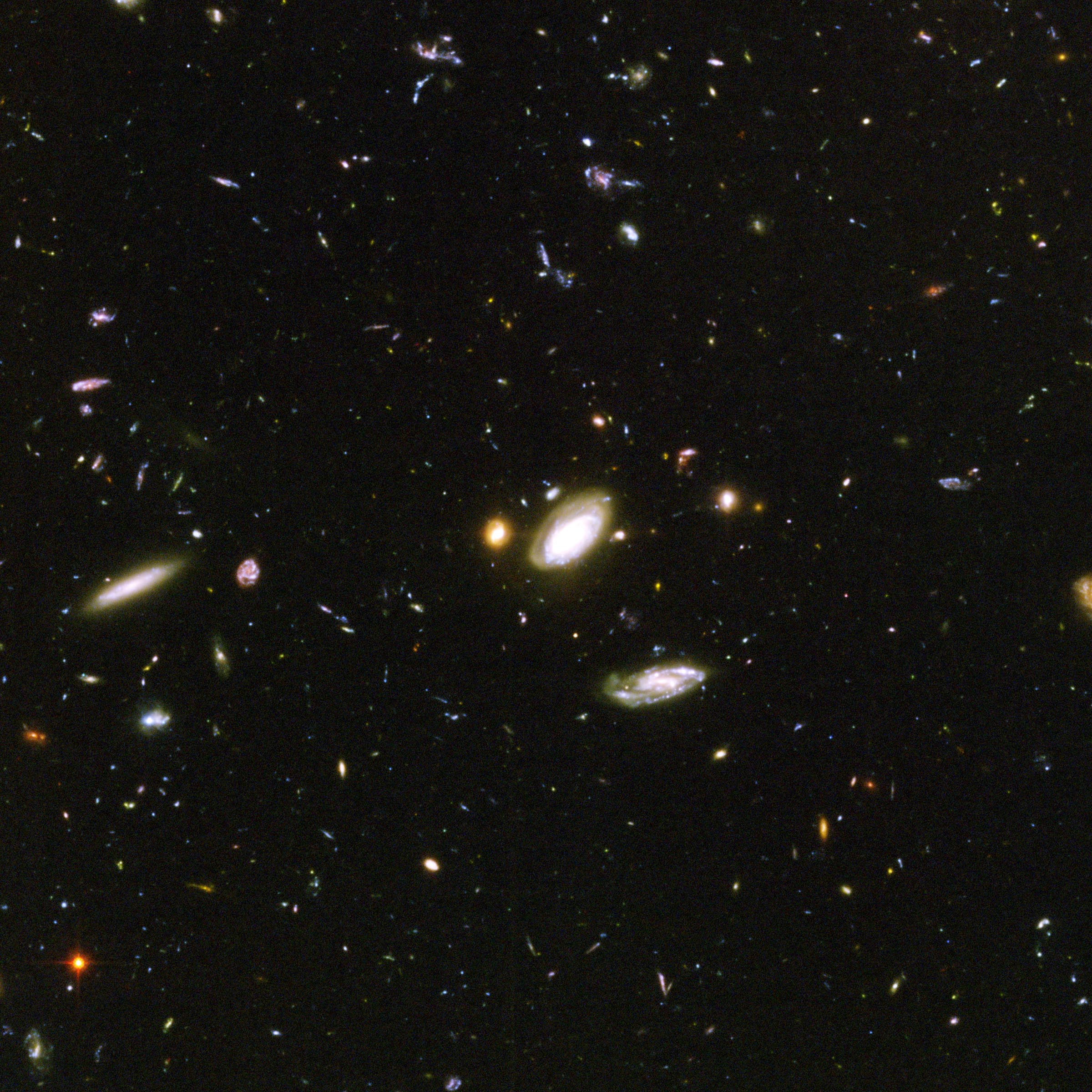 Ultimas fotos del hubble 2011 17