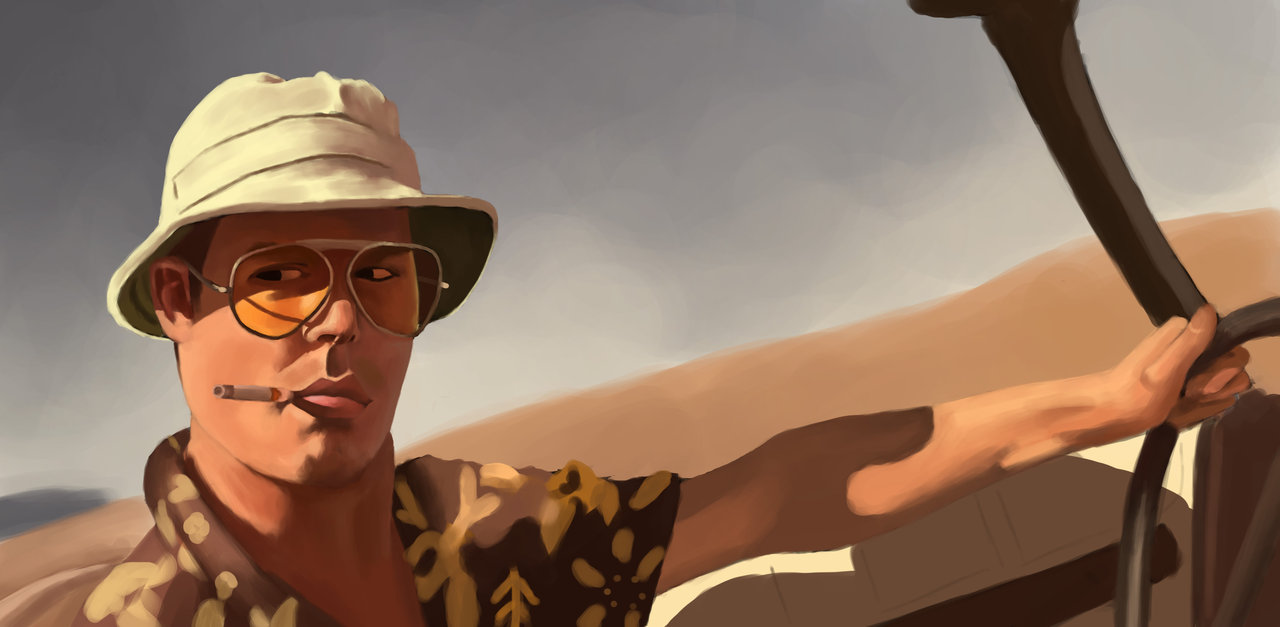 Free Download Fear And Loathing In Las Vegas By Andrzejbg