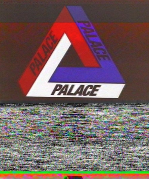 Palace skateboards ALPHABETS FORMS Pinterest 500x600