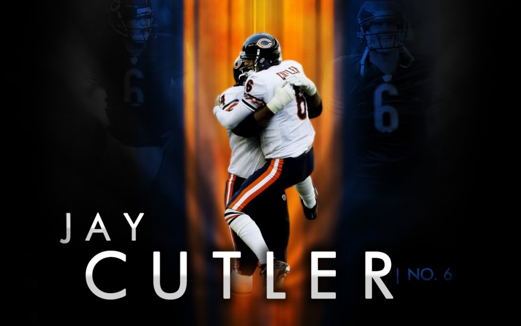 Chicago Bears Jay Cutler Wallpaper Pictures Images Photos 1024x640
