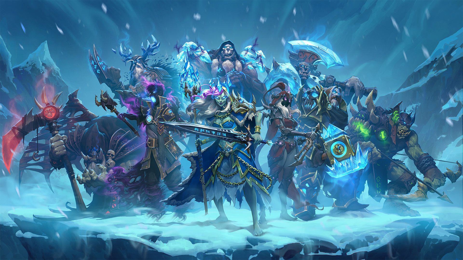 Hearthstone Wallpapers   Top Hearthstone Backgrounds 1920x1080