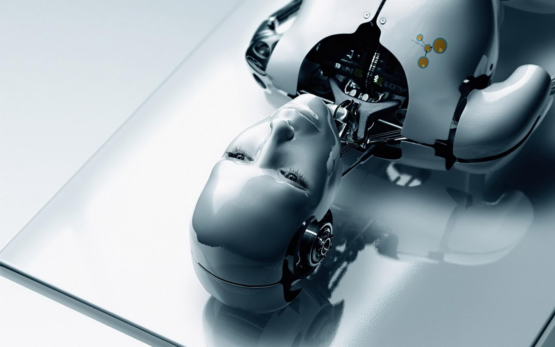 Humanoid Robot wallpaper 2018 in Creative 1920x1200