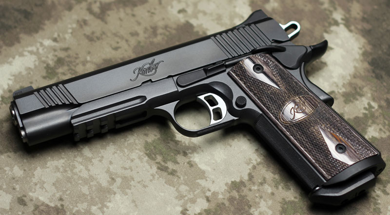 Free download Kimber Tactical Entry Ii 1911 Rail 45 Acp 3200199