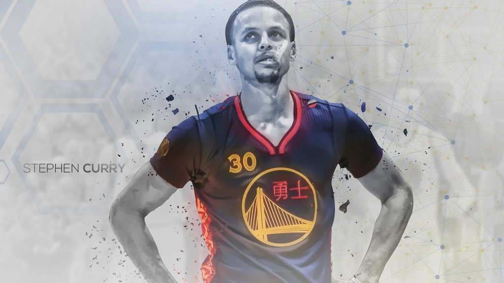 Stephen Curry Wallpaper by BezarDesigns 1024x576