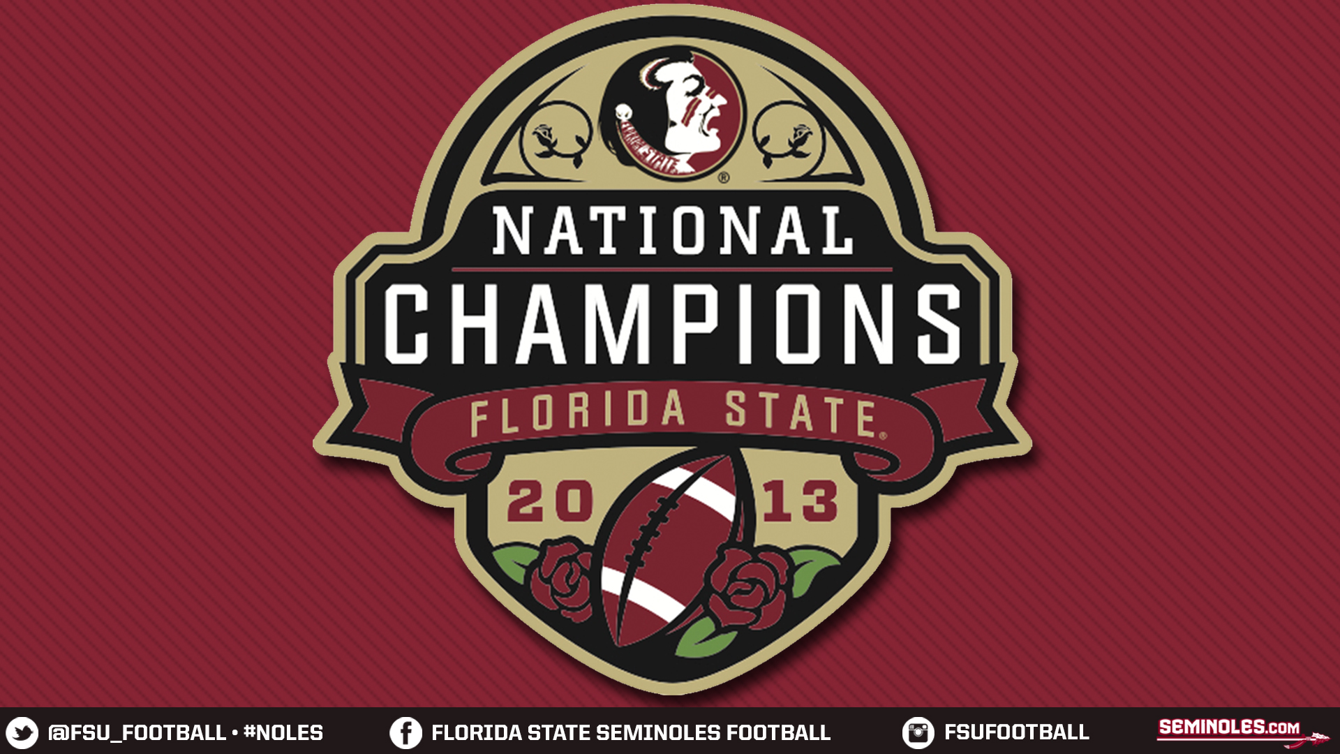 Displaying 17 Images For   Cool Fsu Football Logo 1920x1080