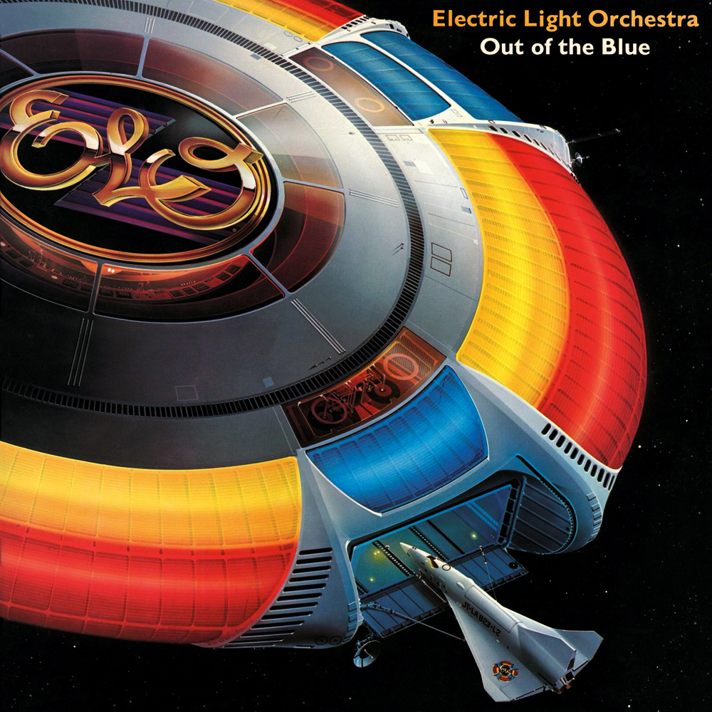 Electric Light Orchestra Wallpaper Electric light orchestra out 1000x1000