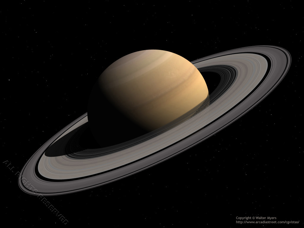 Saturn HD Wallpaper - WallpaperSafari