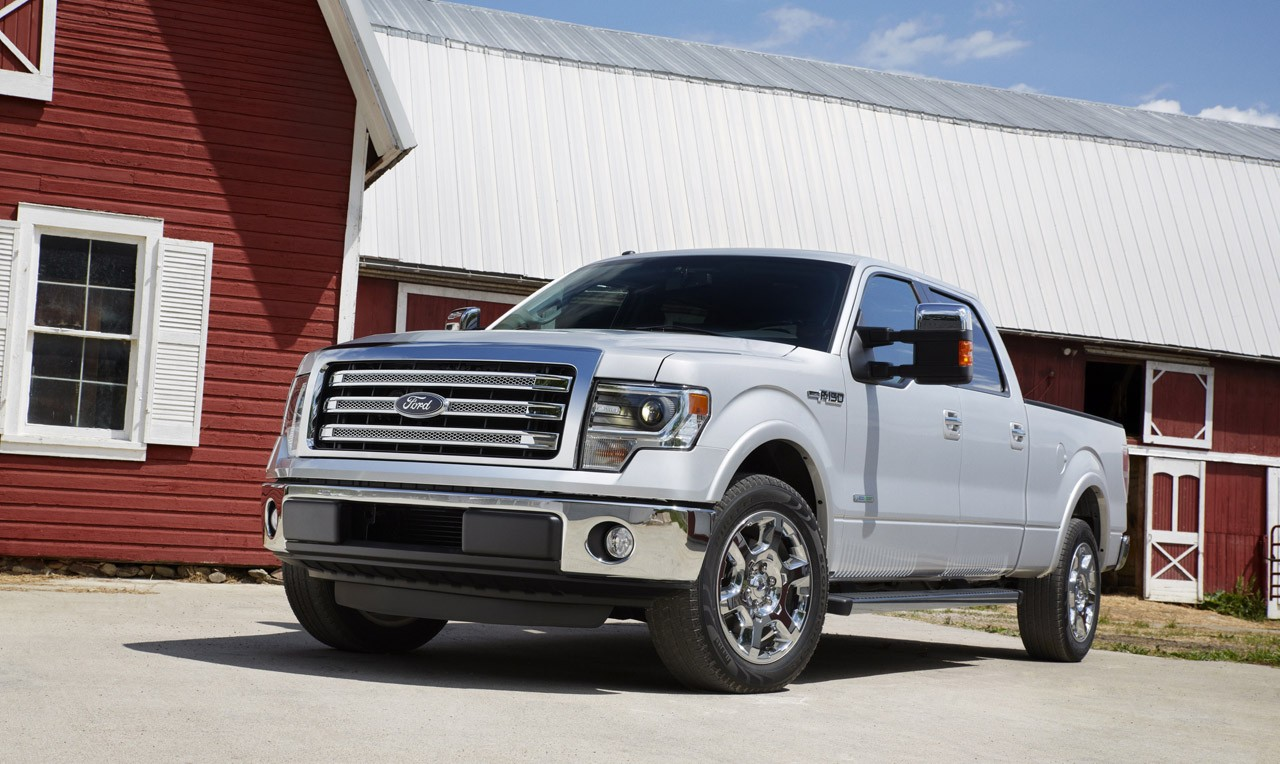 2013 Ford F 150 White HD Wallpaper of Car   hdwallpaper2013com 1280x764
