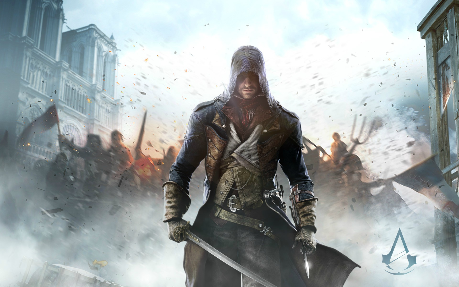 47 Assassin S Creed Unity Wallpaper On Wallpapersafari