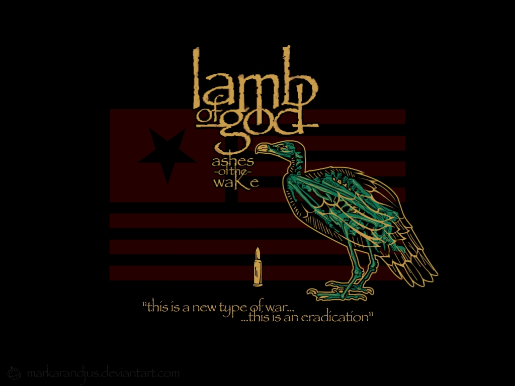Free Download Lamb Of God Ashes Of The Wake Wallpaper Images