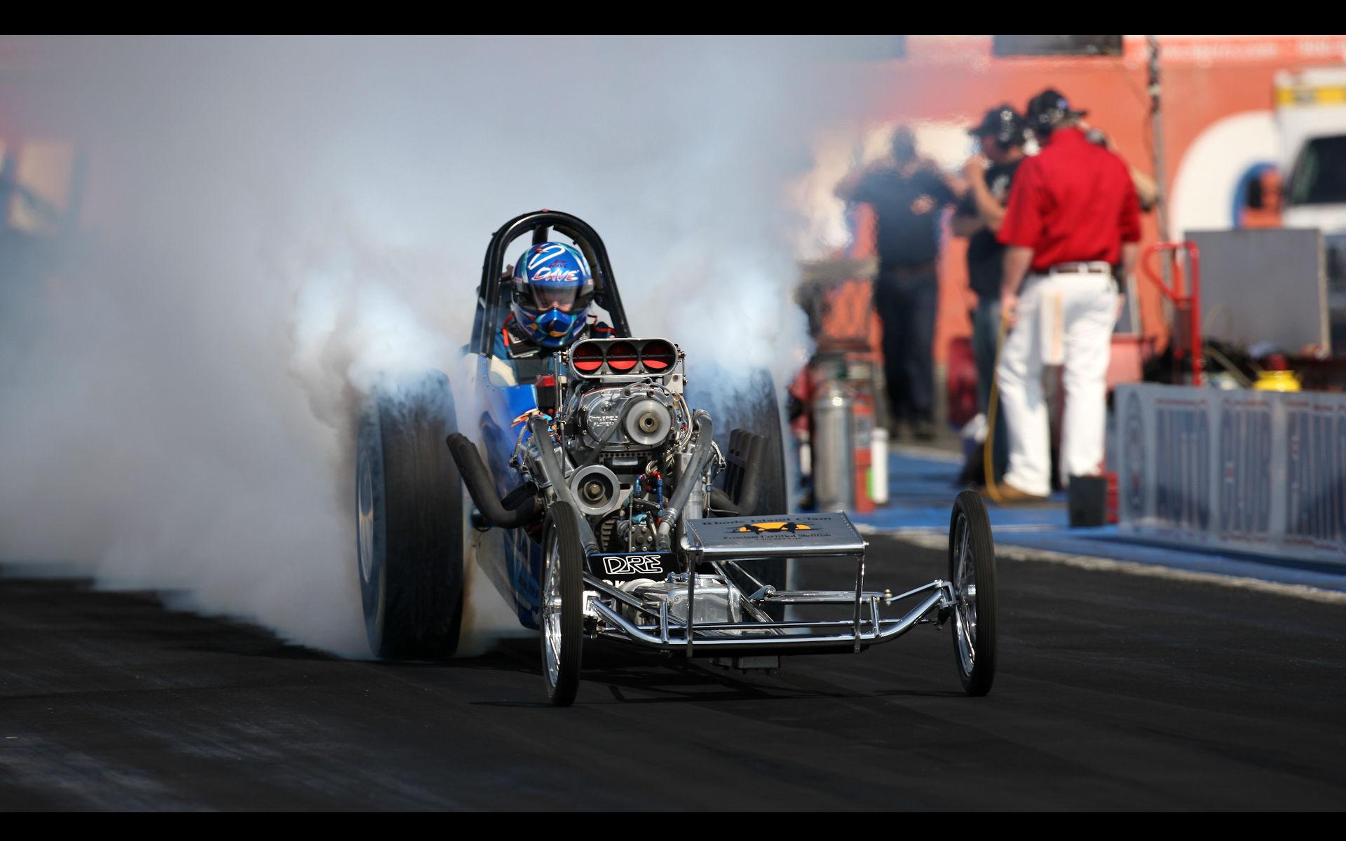 nhra drag racing hot rod engine burn smoke wallpaper background 1920x1200