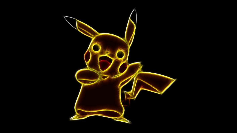 Pikachu Wallpaper 1920x1080 1365x768