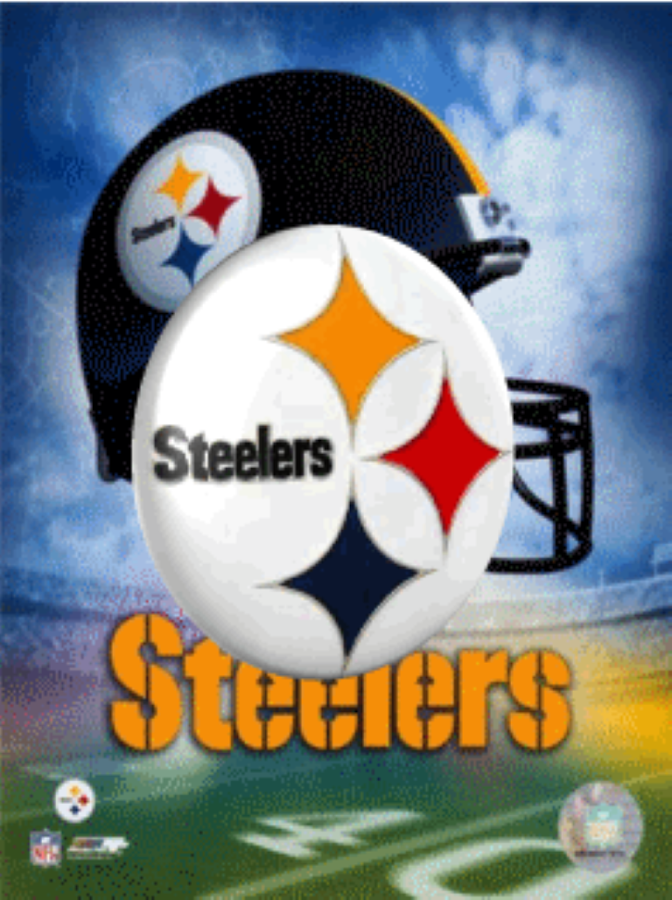 The Best animated LIVE wallpaper for the Pittsburgh Steelers 672x900