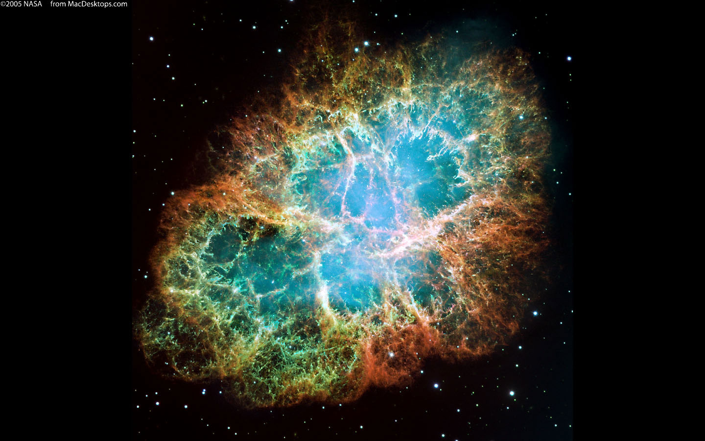 Crab Nebula Nasa 3388 Hd Wallpapers in Space   Imagescicom 1440x900