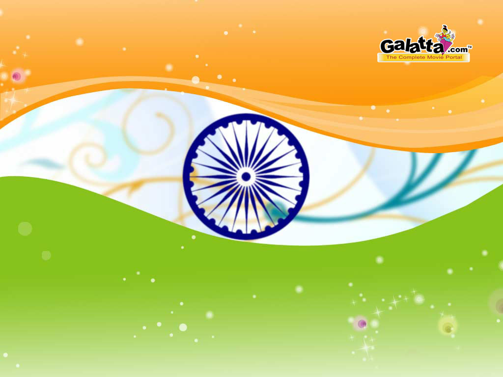 Indian Independence Day Wallpaper HD 1024x768