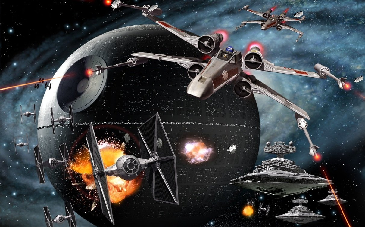 50 Animated Star Wars Wallpapers On Wallpapersafari