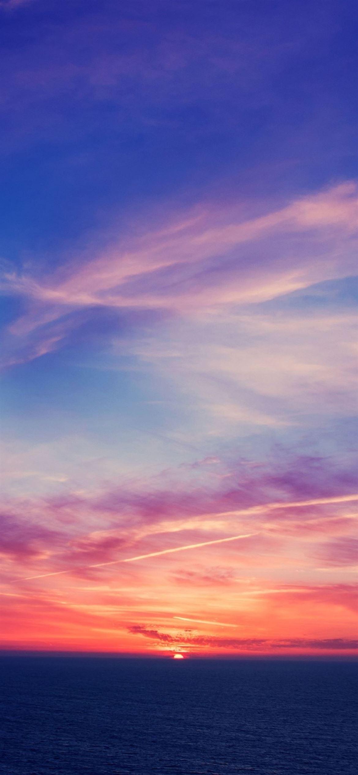 sky blue sunlight dark iPhone 12 Wallpapers Download 1170x2532