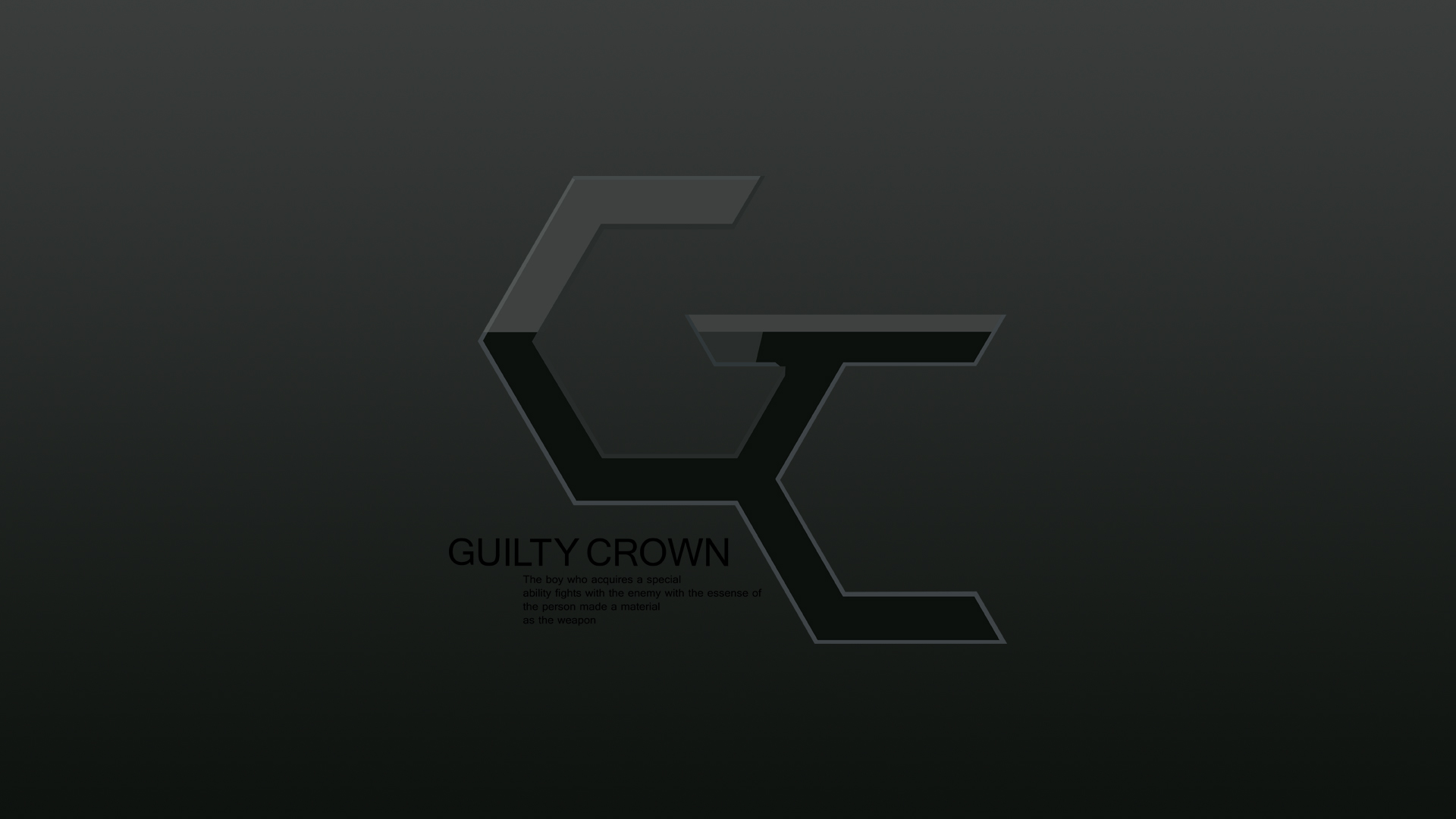 Crown Wallpaper Guilty crown wallpaper 1920x1080