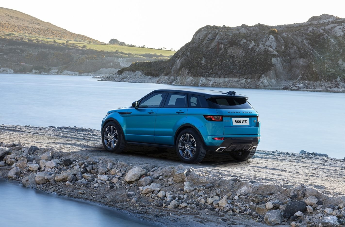 2019 Range Rover Evoque Front Wallpaper Auto Car Rumors 1422x934
