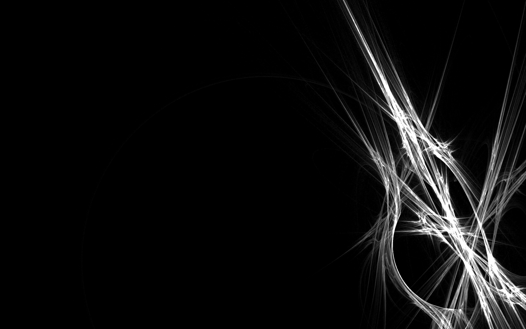 Black And White Background 1680x1050