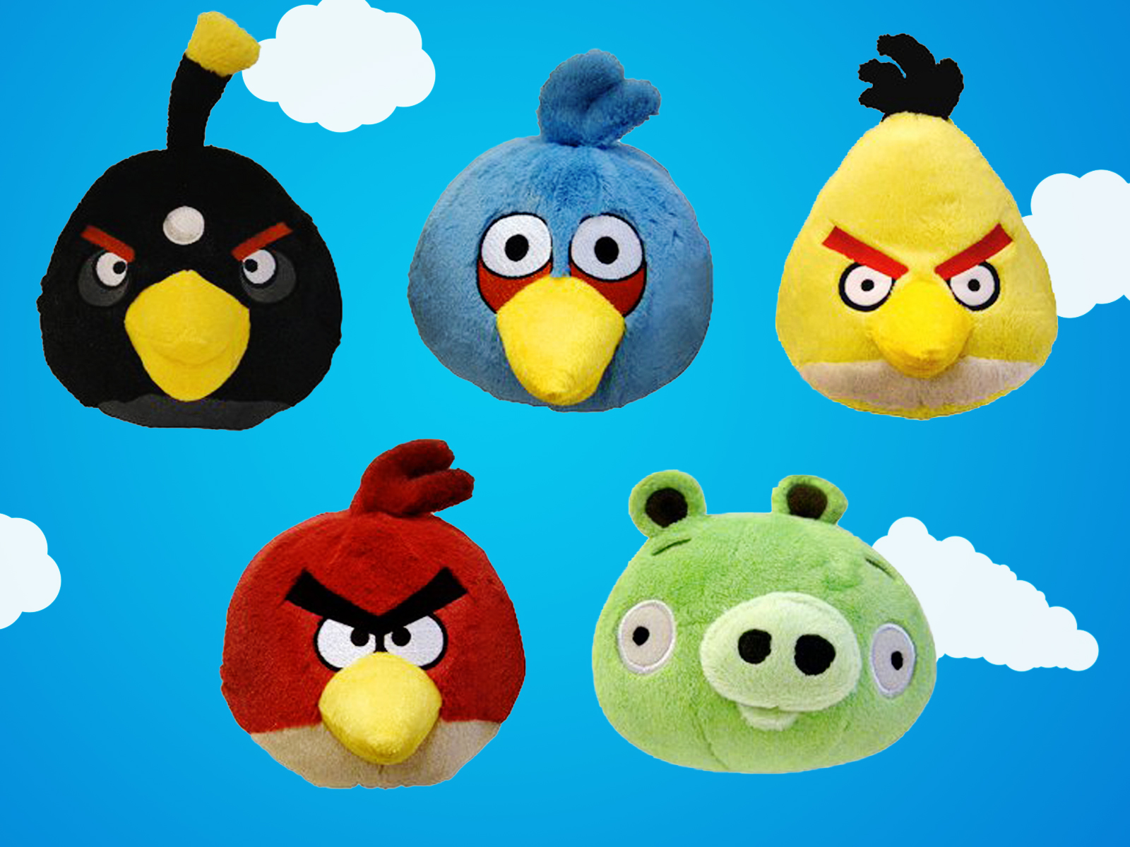 Angry Birds Game HD Wallpapers Download Wallpapers in HD for your 1600x1200