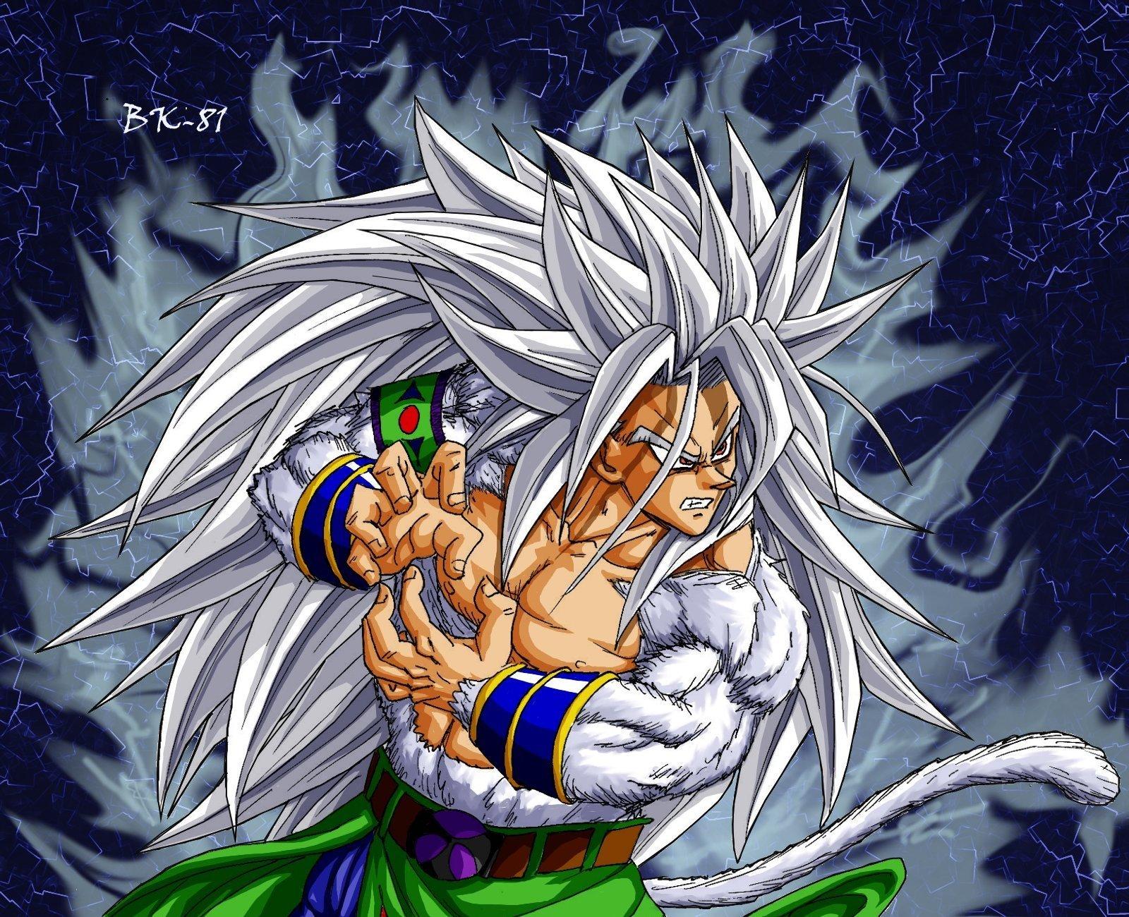 Goku Saiyan 5 Dragonball AF   Background and Wallpapers 1600x1300