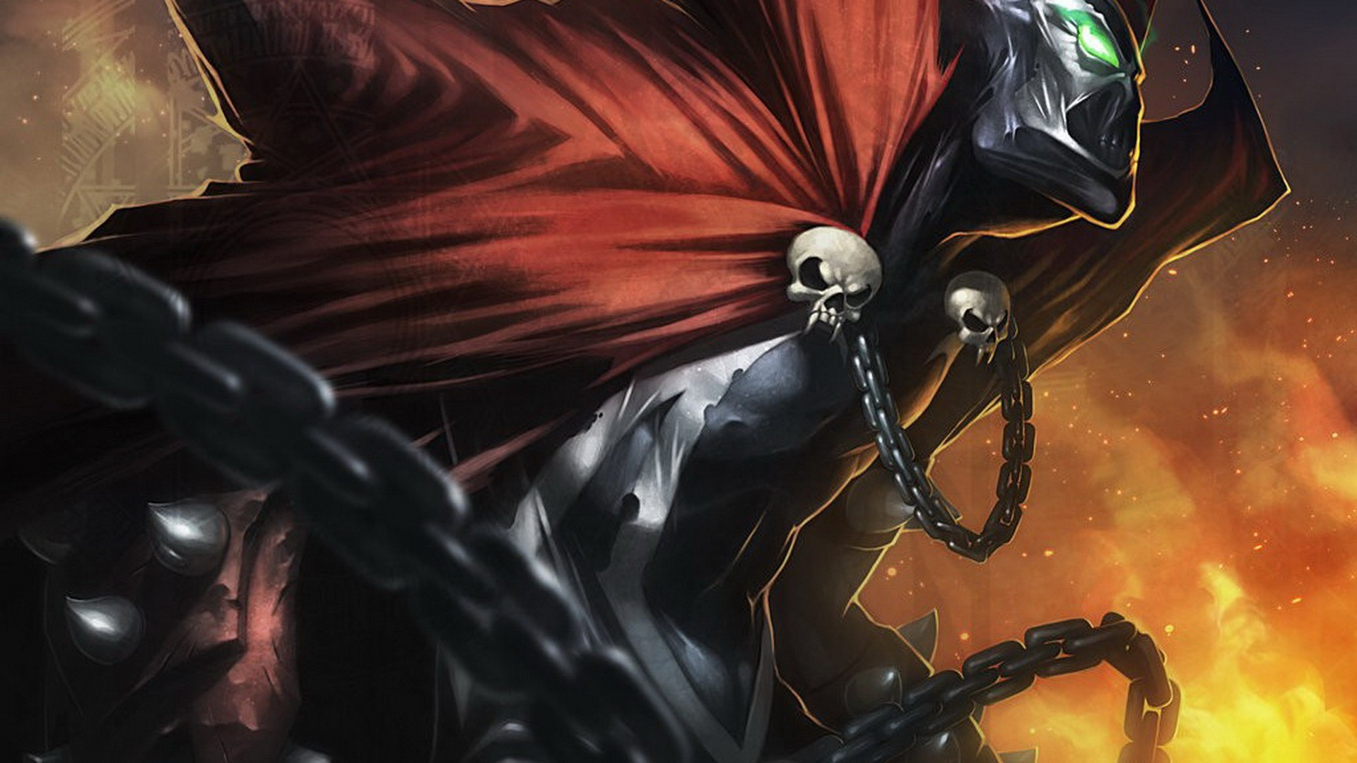 spawn wallpapers 1920x1080 - photo #11