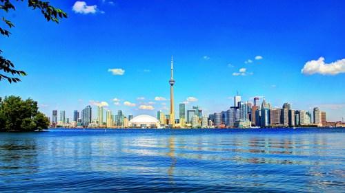 Toronto Canada City High Resolution Wallpaper Download Online 500x281