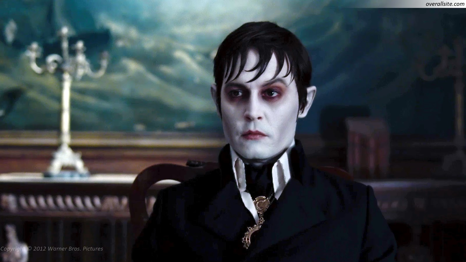 Dark shadows Wallpapers de la pelicula movie Fondo de Pantalla HD 1600x900