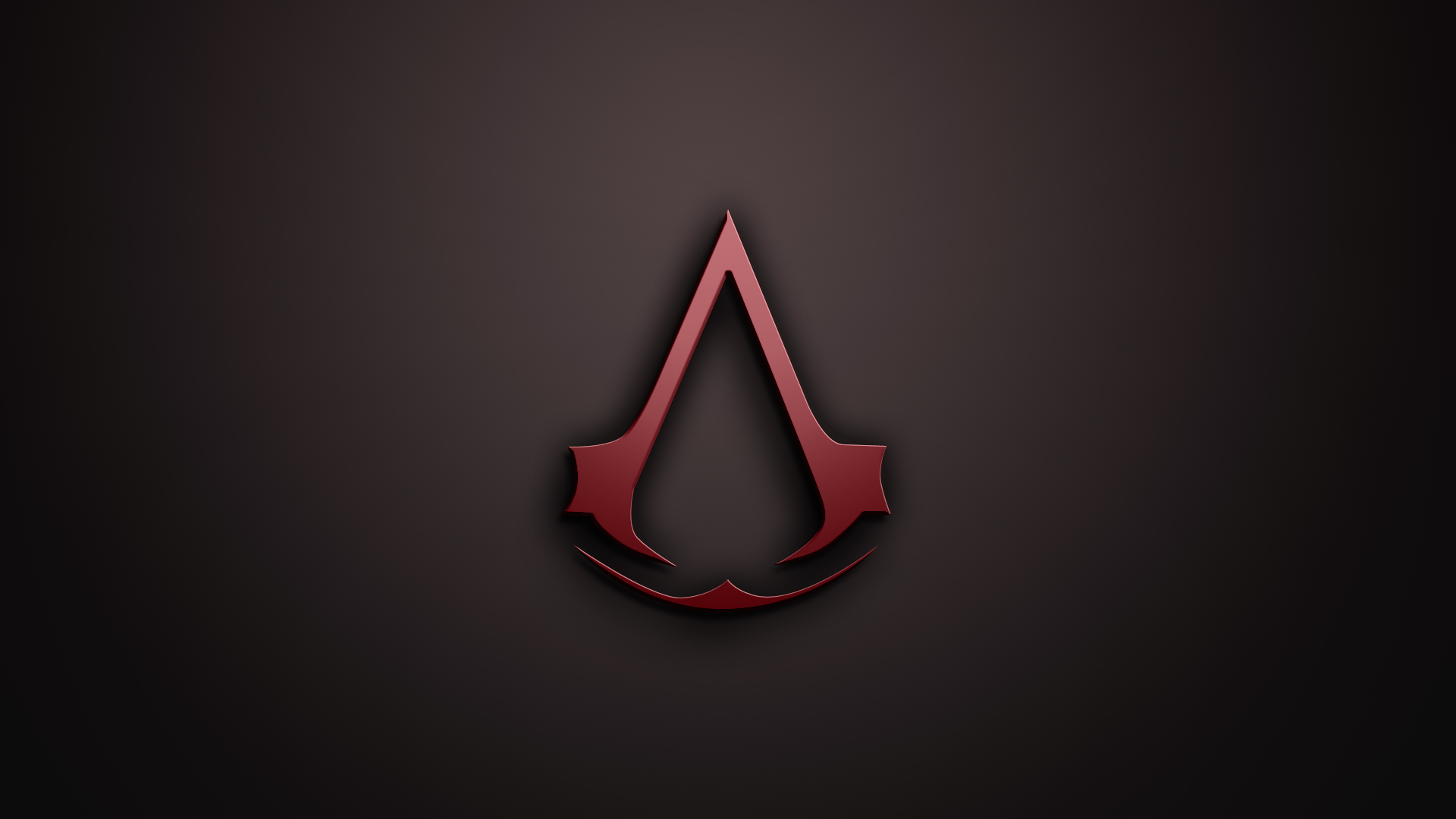 Free Download Assassins Creed Logo Wallpaper 1920x1080 For Your