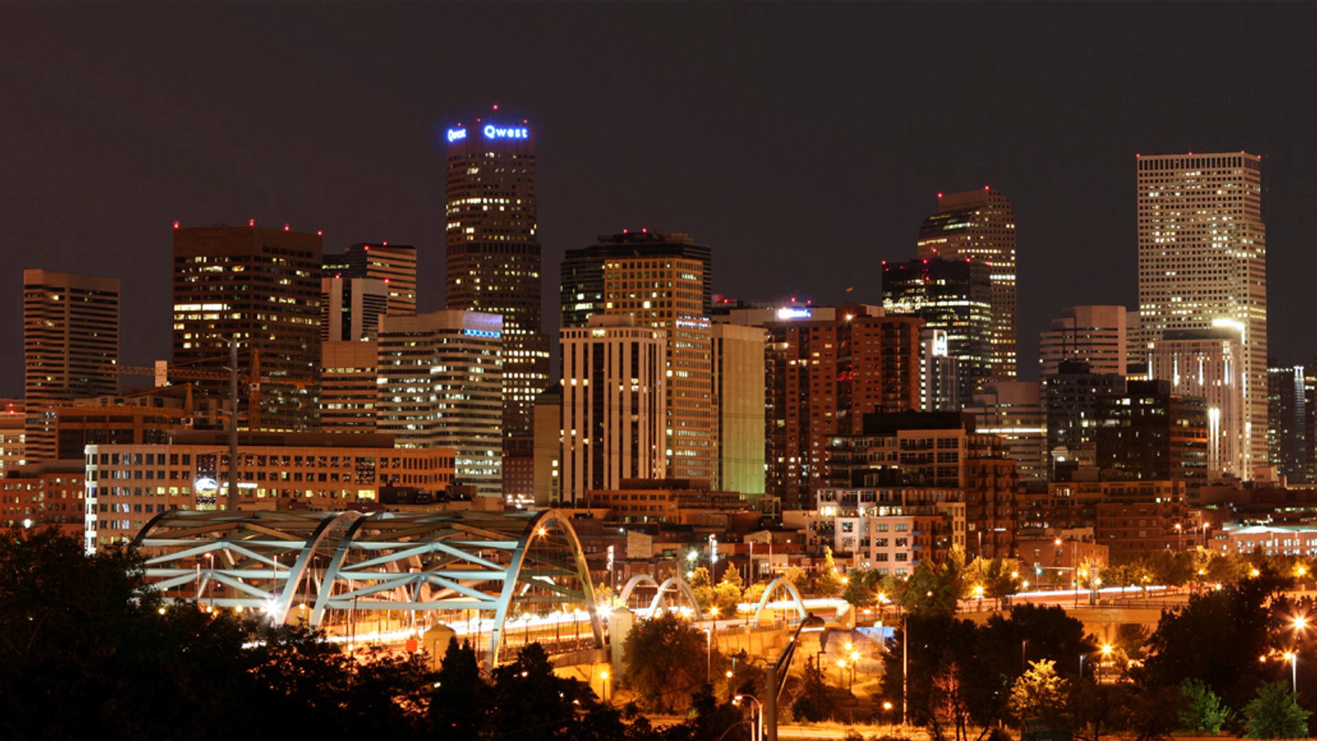 Denver Colorado 1920x1080p HD Travel Wallpaper 1920x1080