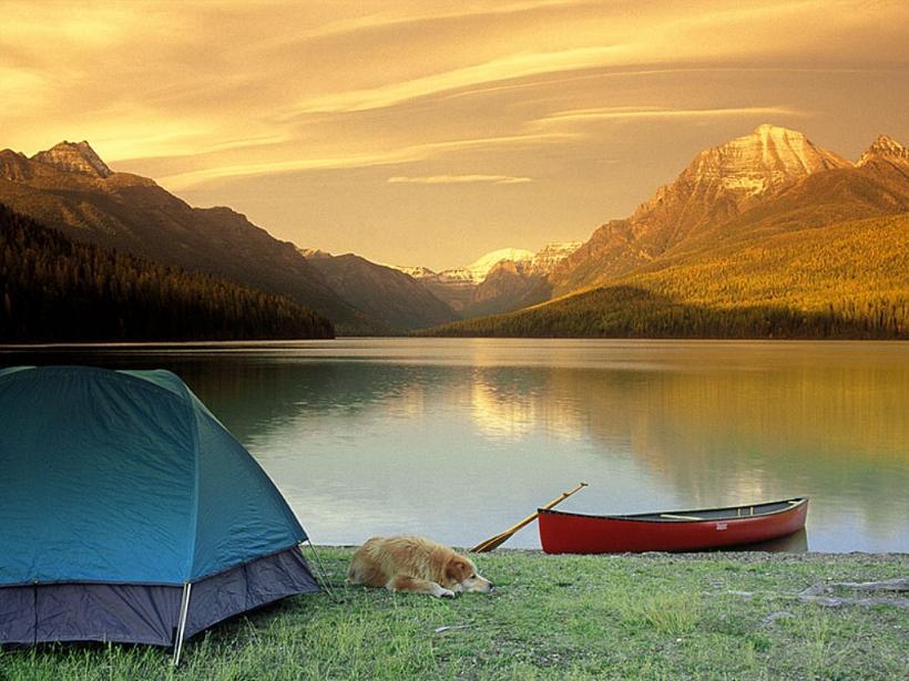48 Camping Wallpaper For Computer On Wallpapersafari