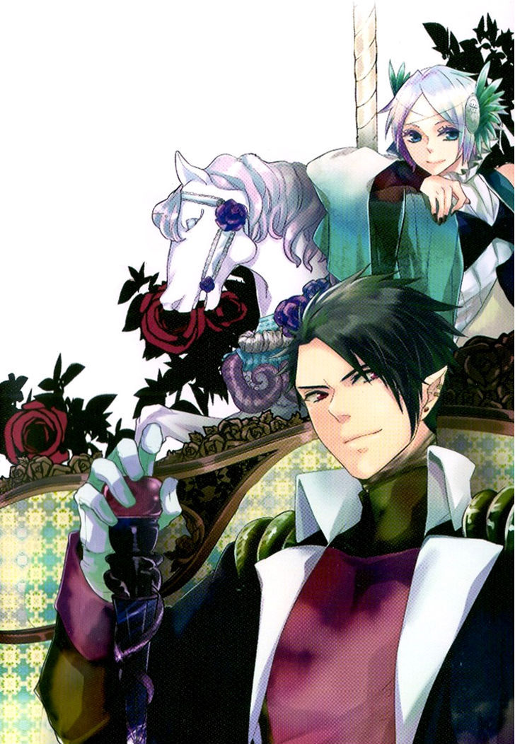Makai Ouji devils and realist Hell Prince   Devils And Realist 728x1052