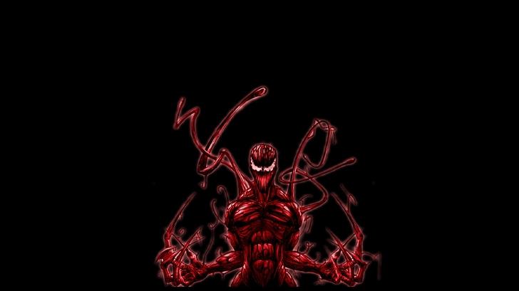 Carnage Wallpaper Hd 1920x1080 Comics spiderman carnage 728x409