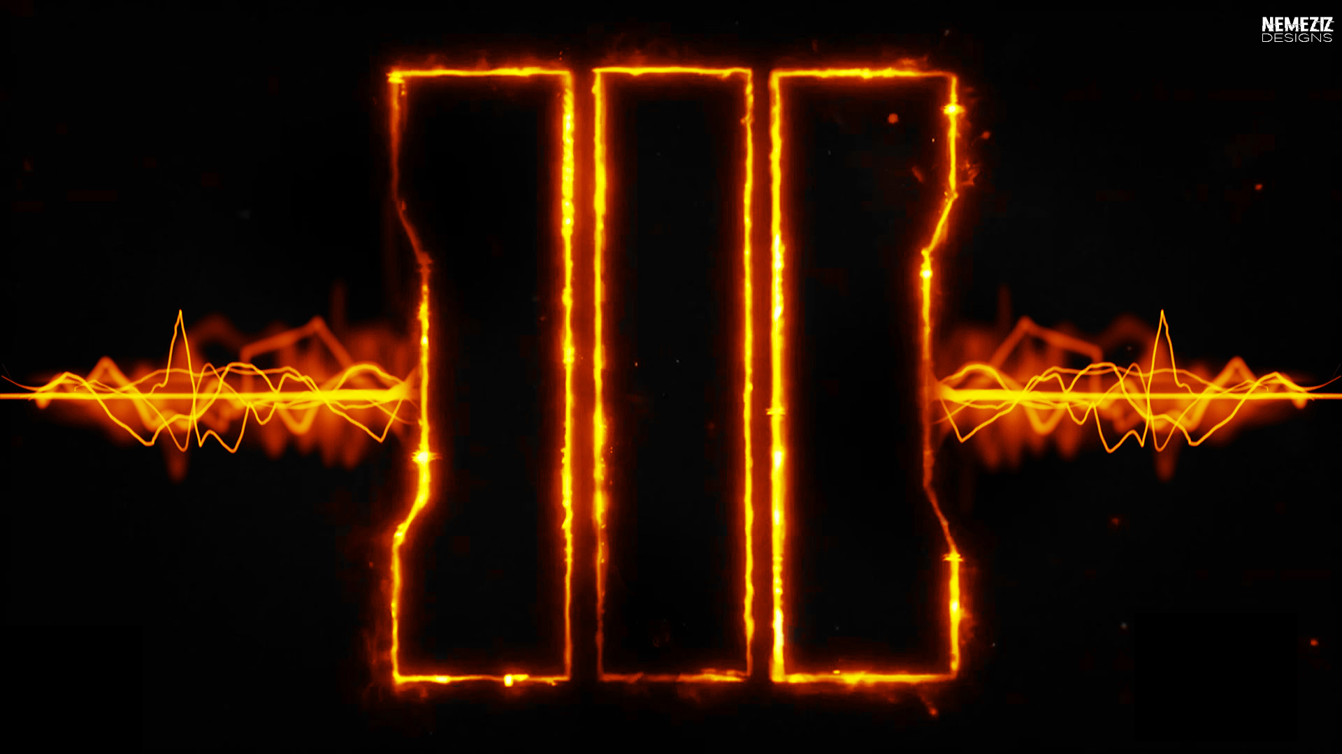 Black Ops 3 Wallpaper HD 1920x1080 By NemeZiz DESIGNS