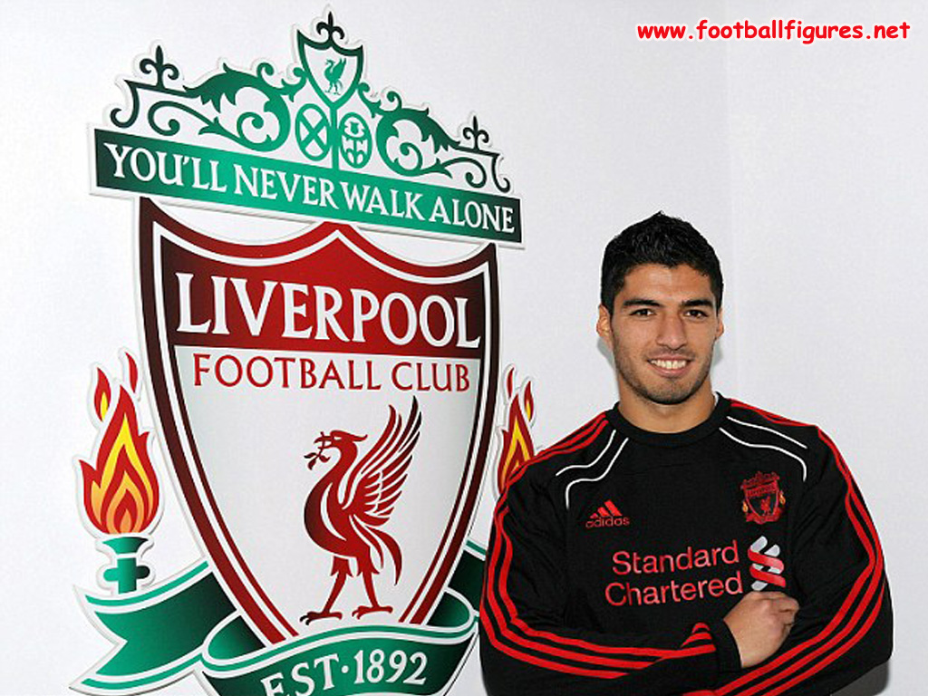 Soccer luis suarez wallpaper wallpapersafari - Suarez liverpool wallpaper ...