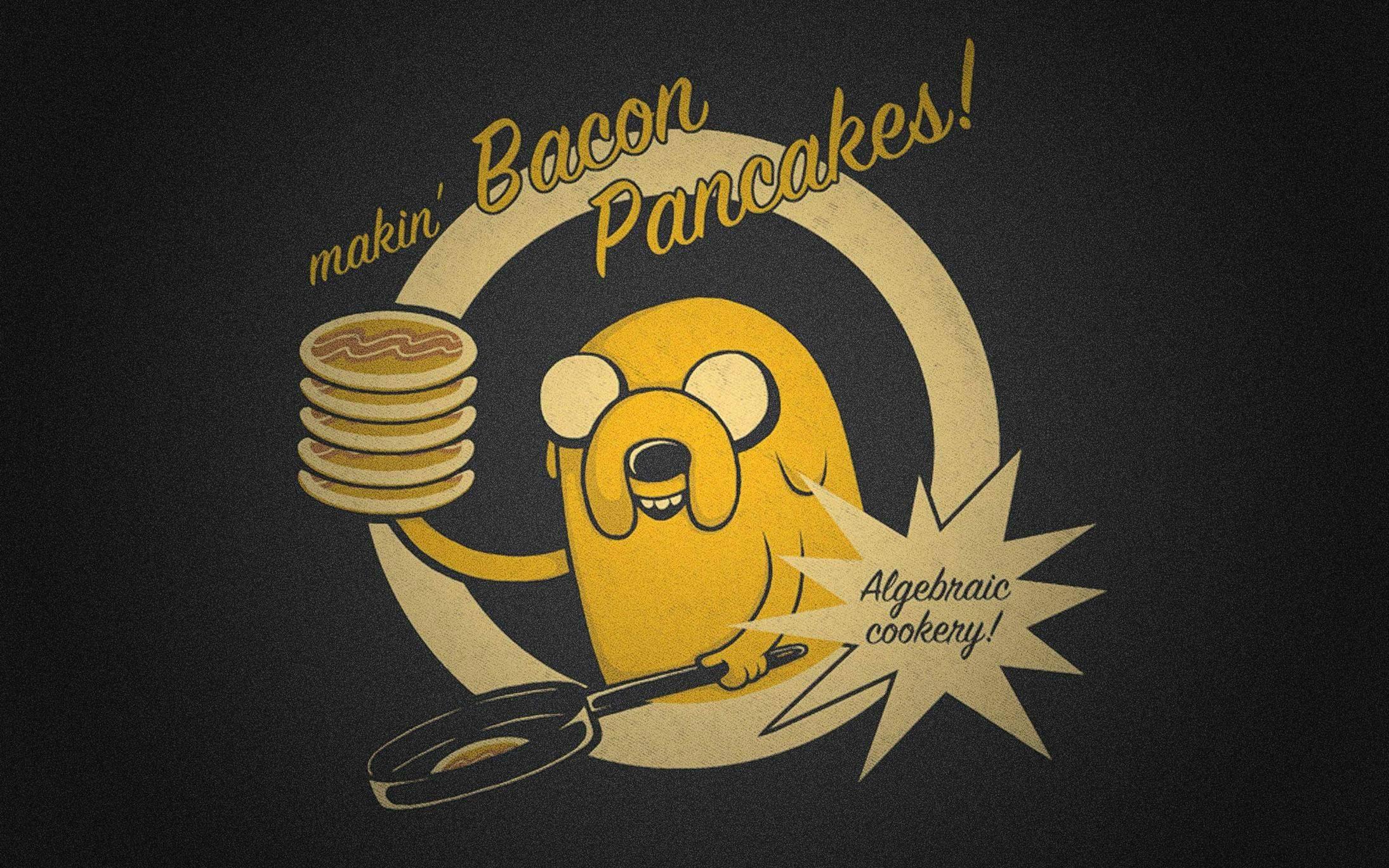 Makin Bacon Pancakes Adventure Time [2189 x 1368] wallpapers 2189x1368
