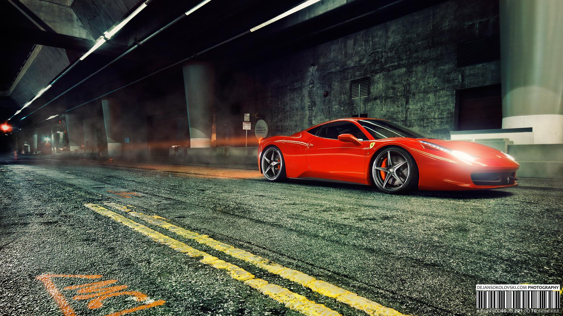Ferrari 458 Italia Wallpapers HD Wallpapers 1920x1080