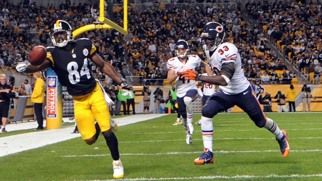 Antonio Brown Wallpaper 2013 Images Pictures   Becuo 640x360