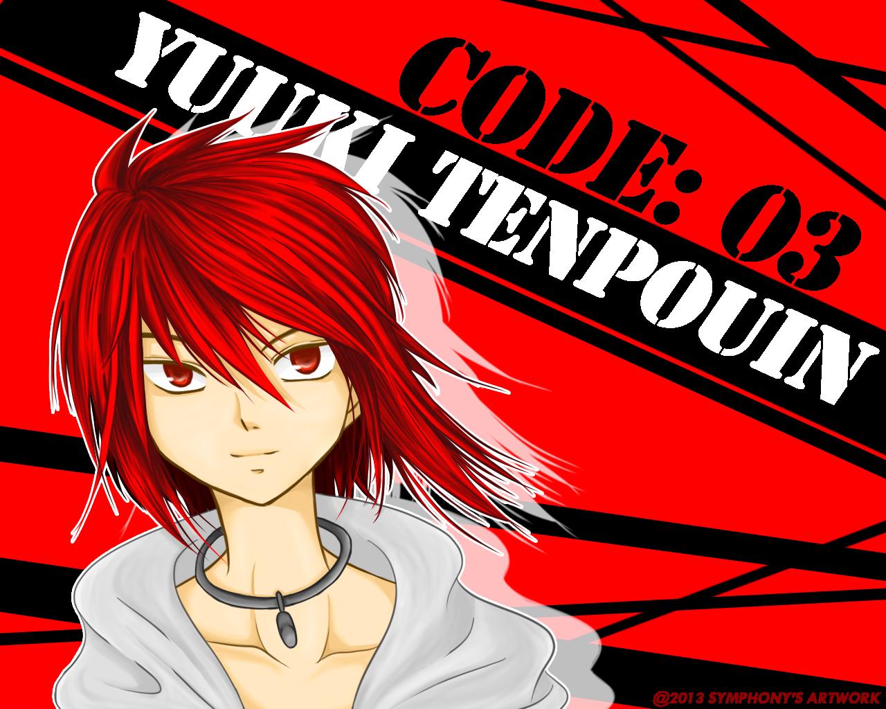 Code Breaker 03 Yuuki Tenpouin by kaidoumi 1280x1024