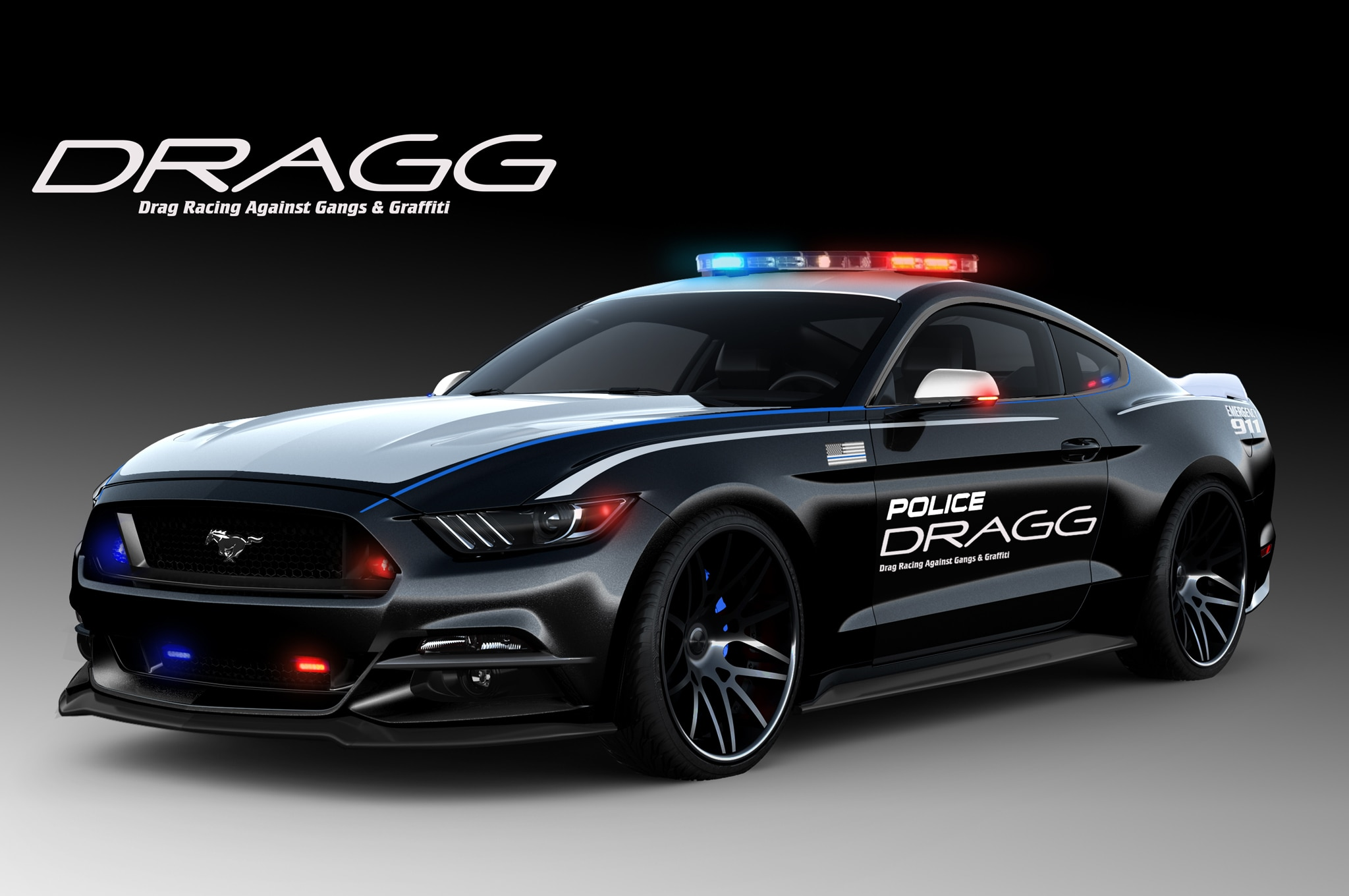 Eight Modified 2016 Ford Mustangs Heading to SEMA   Motor 2048x1360