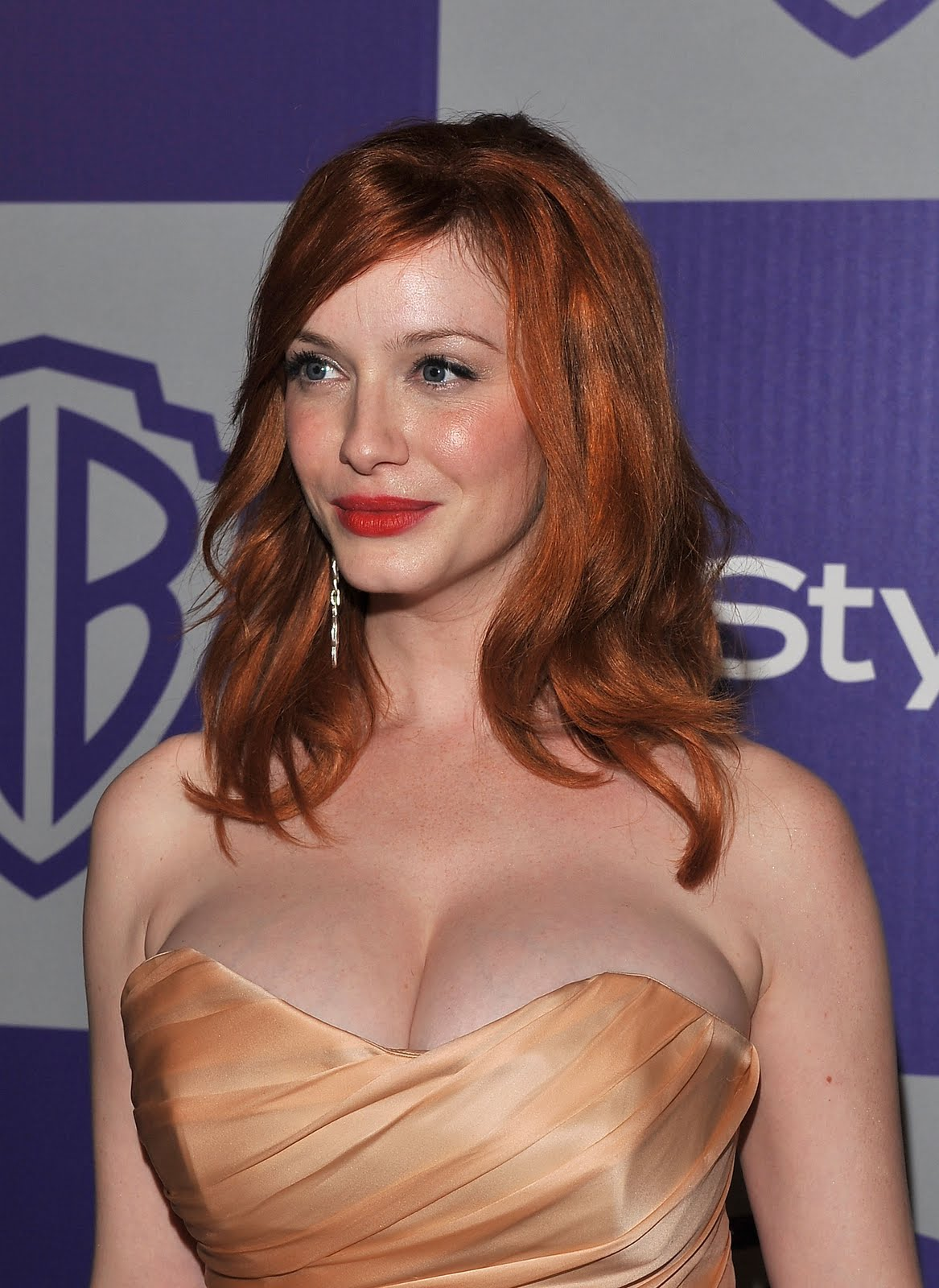 Central Wallpaper Christina Hendricks from Mad Men HD Wallpapers 1167x1600