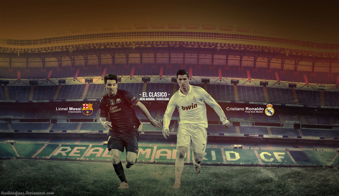 Real Madrid vs Barcelona Clasico wallpaper 1175x680