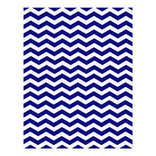 Blue and white chevron wallpaper wallpapersafari for Blue chevron wallpaper