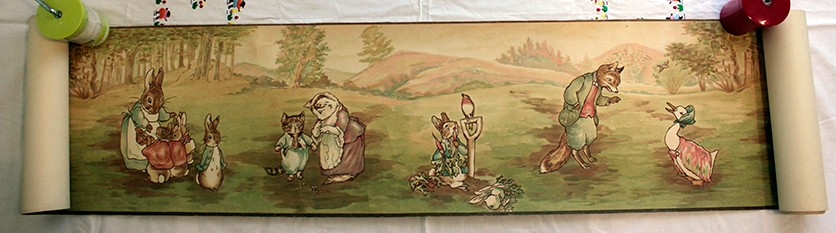 Beatrix Potters Peter Rabbit Nursery
