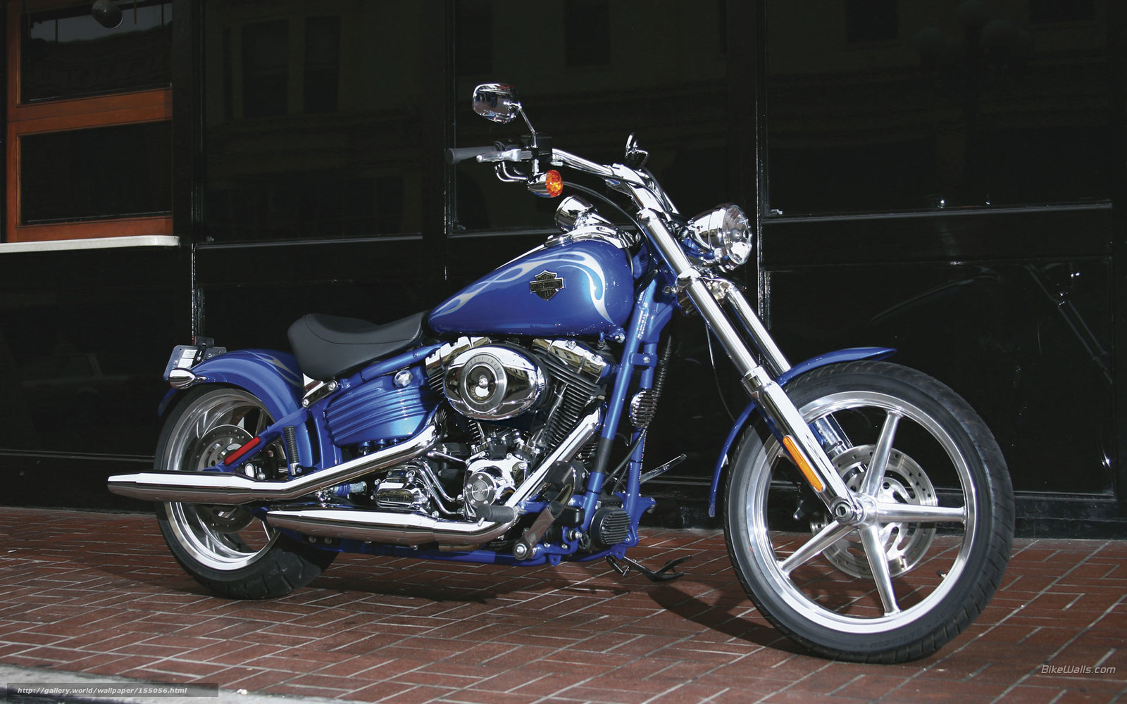 Download wallpaper Harley Davidson Softail FXCWC Rocker C FXCWC 1600x1000