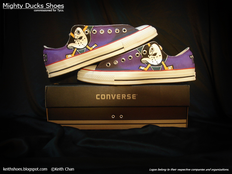 Mighty Ducks Shoes by Autocons 800x600
